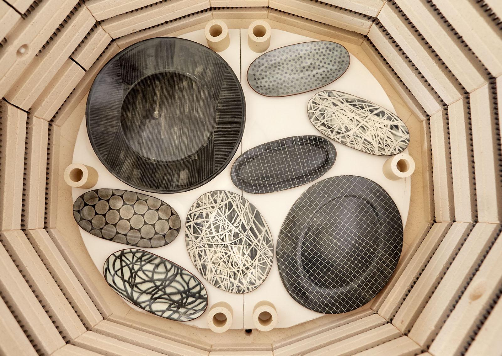 Brennofen / Keramik Atelier Corinna Petra Friedrich