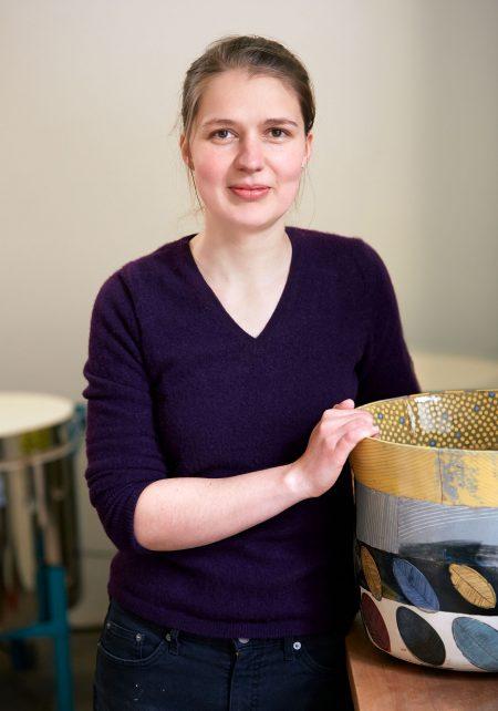 Portraitfoto von Corinna Petra Friedrich