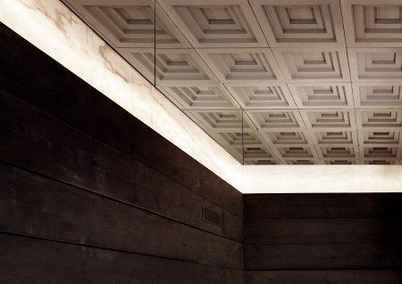 """Fotoaufnahmen der Bar """"Glück verheisende Wiese"""" in Kassel: Interior Design von Oliver Vogt, Berlin"""