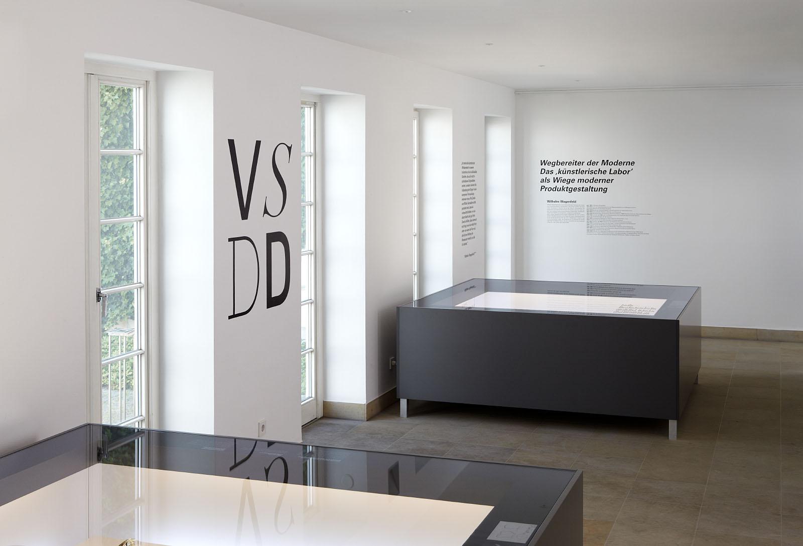 VSDD Wilhelm Wagenfeld Stiftung Bremen – JENS GERBER