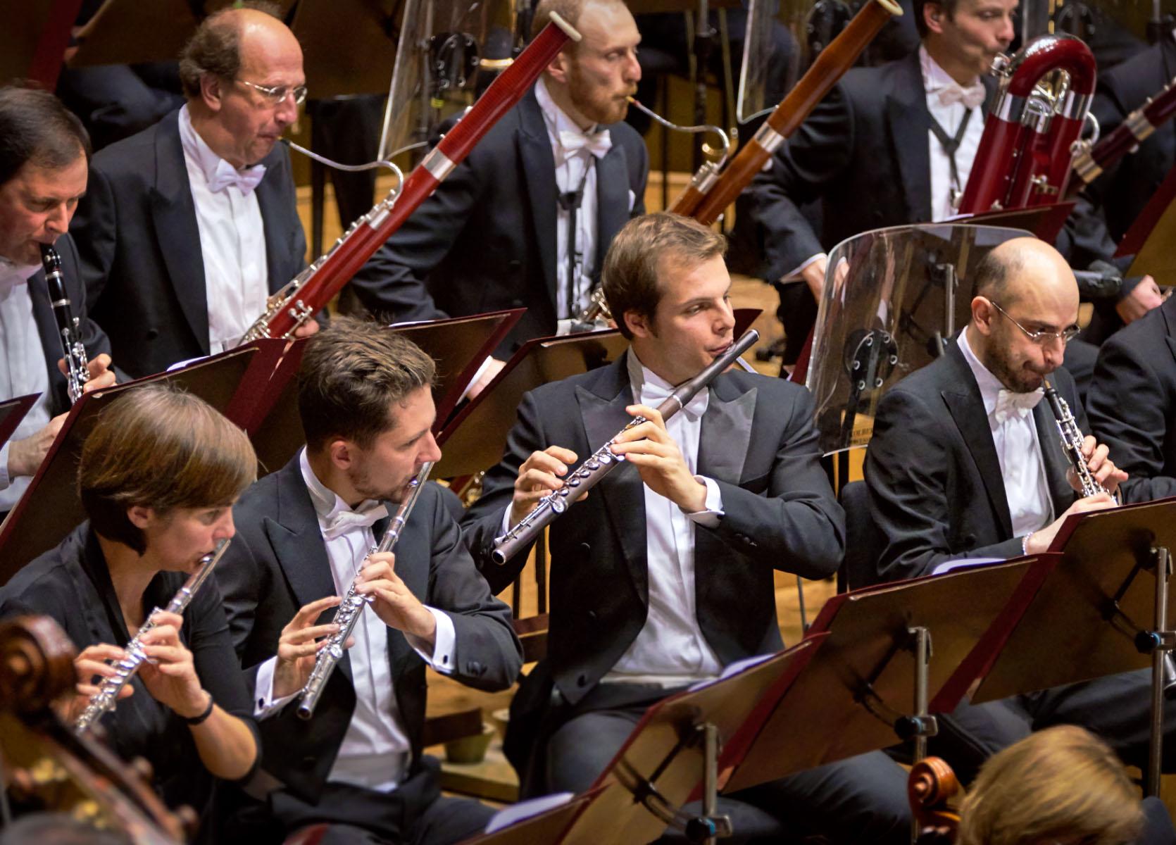 Konzertaufnahmen im Grossen Concert – Gewandhaus Leipzig