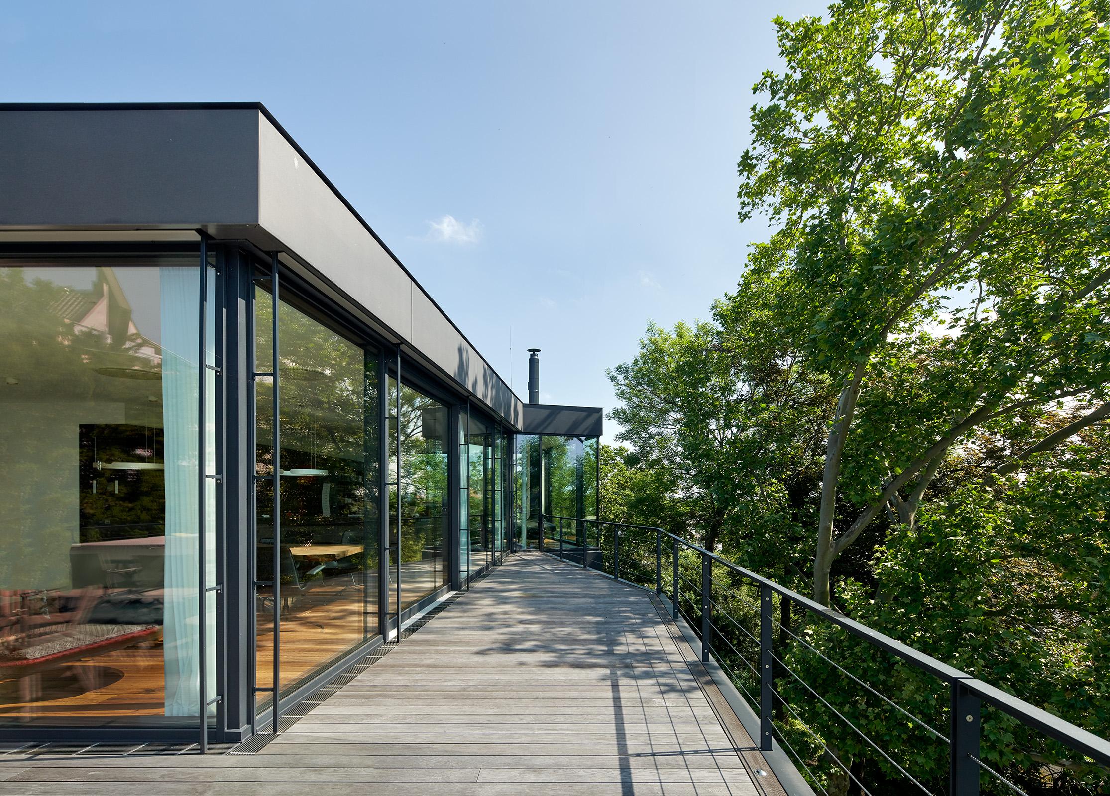 Architektur-Dokumentation des Wohnbaues Haus S in Erfurt // hks architekten, Erfurt