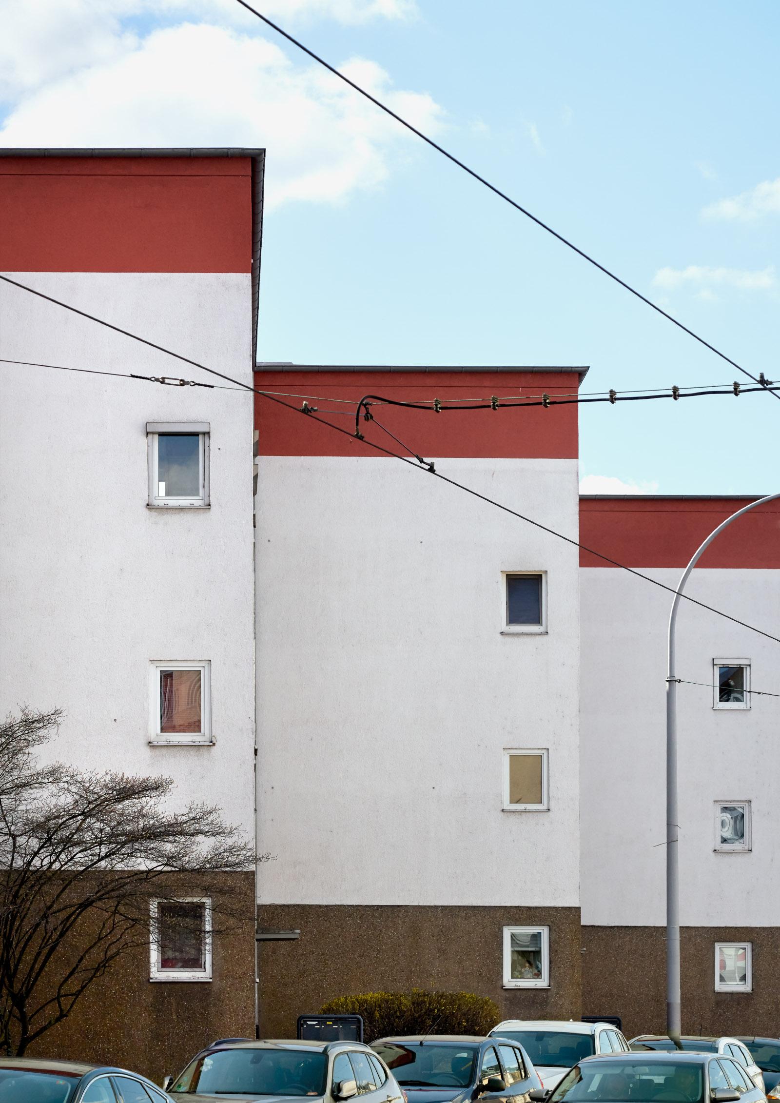 Bruchfeldstraße Siedlung, Bruchfeldstraße