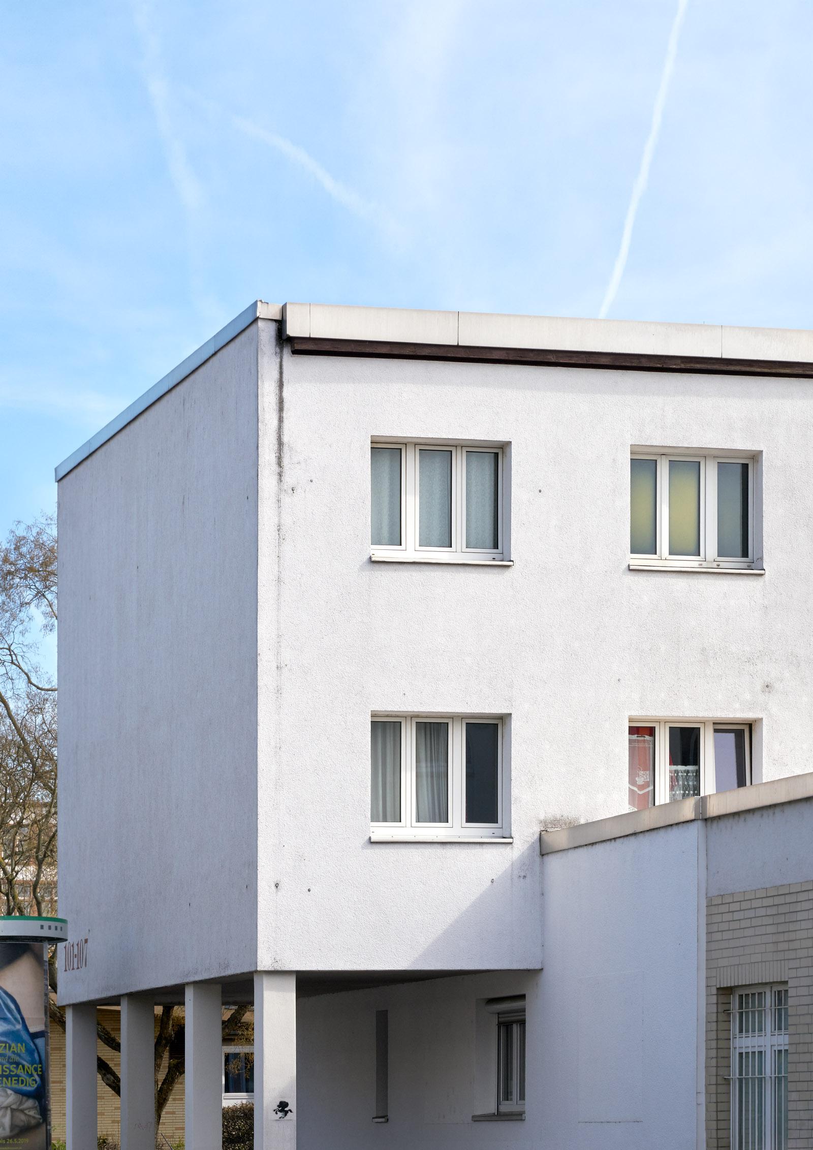 Idsteiner Straße, Hellerhofsiedlung