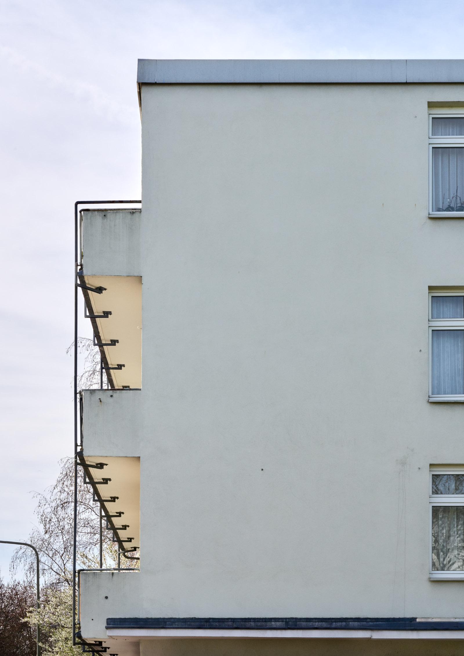 Schneidhainer Straße, Hellerhofsiedlung